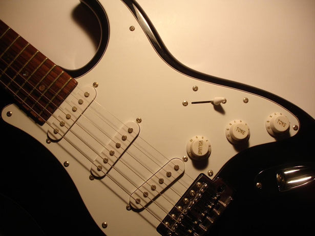 electric guitar lessons edinburgh